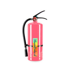 Brandblusser Roze