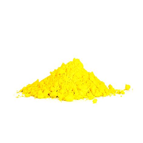 Geel KleurenPoeder