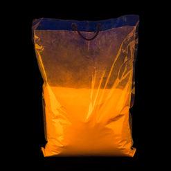 UV NEON Oranje kleurenpoeder
