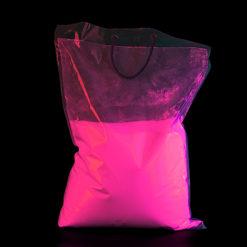 UV NEON Roze kleurenpoeder