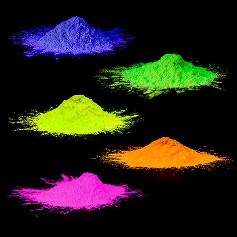 UV NEON kleurenpoeder