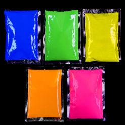 UV NEON 1kg kleurenpoeder