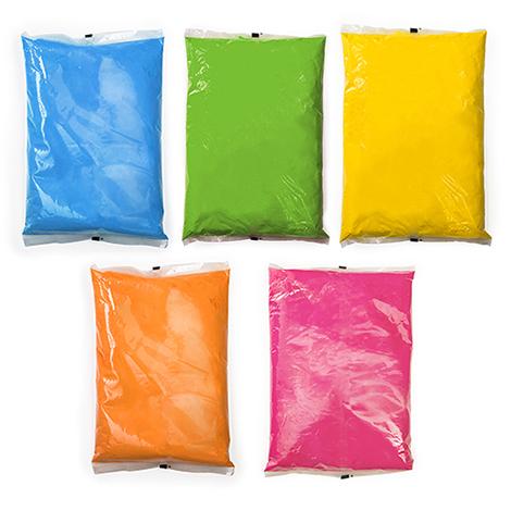 Bulk kleurenpoeder