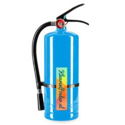 Brandblusser Blauw