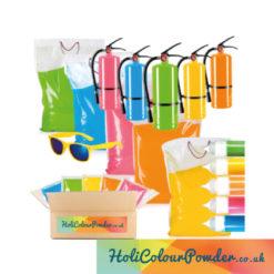 Colour Run package